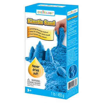 Creatology™ Kinetic Sand™, Neon Blue