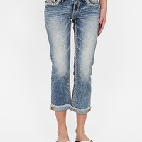 Rock Revival Janelle Cropped Stretch Jean