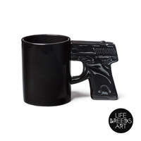 Ceramic GunMug