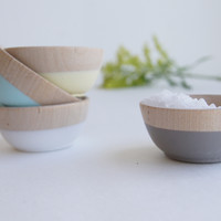 Mini Bowls {set of 4}, Wedding Collection