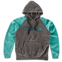 Hurley One & Only Burnout Pullover Flc Swtshirt - Men's at CCS