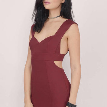 Crazy in Love Bodycon Dress
