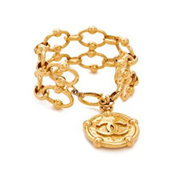 Chanel Nautical Coin Bracelet (Previously Owned)