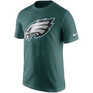 Philadelphia Eagles Shirt Men's Nike NFL Essential Logo T-Shirt