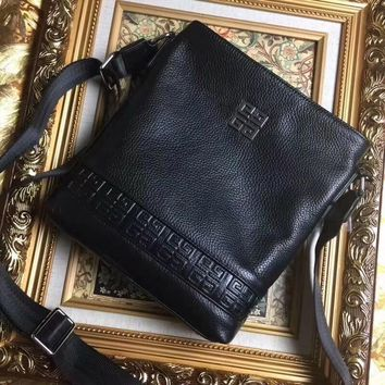 GIVENCHY MEN'S HOT STYLE LEATHER CROSS BODY BAG