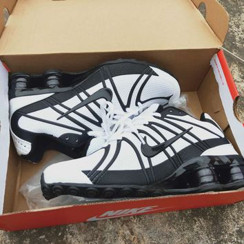 Nike Shox new tide brand men and women breathable shock sports running shoes