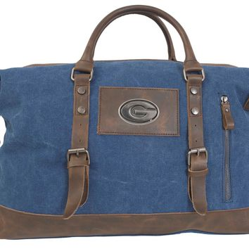 Canyon Outback Georgia Bulldogs Ryker Canvas Duffel Bag
