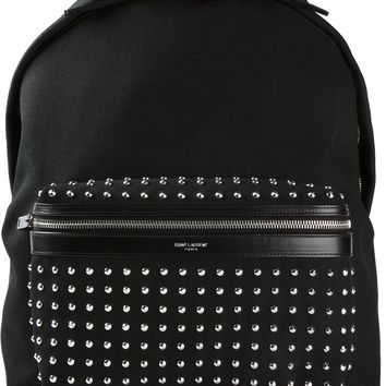 Saint Laurent 'hunter' Backpack - O' - Farfetch.com