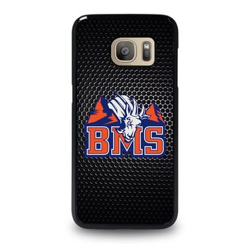 BMS BLUE MOUNTAIN STATE Samsung Galaxy S7 Case Cover