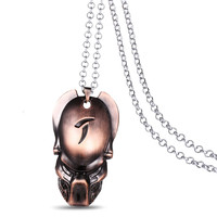 Shiny Jewelry Stylish Gift New Arrival Hot Sale Pendant Face Mask Men High Quality Necklace [6526578883]