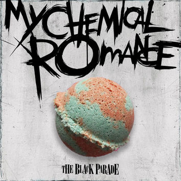 the black parade bath bomb