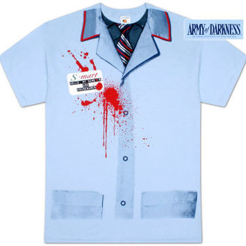Army of Darkness - Hello, My Name is Ash T-Shirt at AllPosters.com
