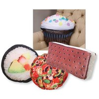 Food Pillows | Gift Shop | SkyMall