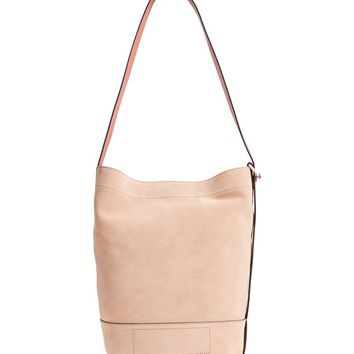 rag + bone Walker Suede & Leather Sling Bag | Nordstrom