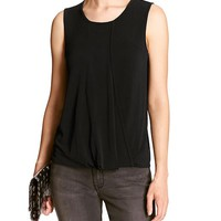 Banana Republic Womens Factory Twist Back Tank