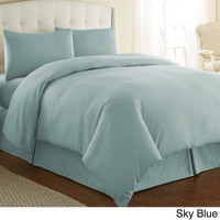 Aspen Spings Oversized 3-piece Duvet Cover Set | Overstock.com Shopping - The Best Deals on Duvet Covers