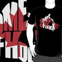 Canada Home of Hockey by gamefacegear