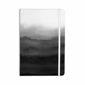 "Draper ""Ombre Ink Wash"" Gray Black Everything Notebook"