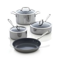 ZWILLING ® J.A. Henckels VistaClad Ceramic Nonstick 7-Piece Cookware