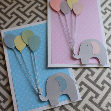 Baby Shower Card, New Baby Card, Baby Congratulations