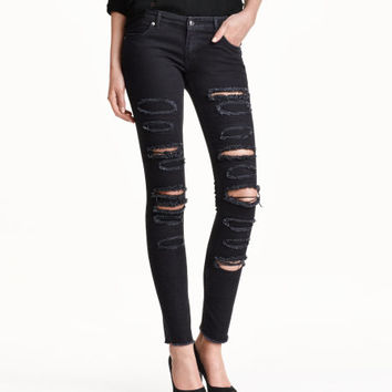 Jeans Skinny fit - from H&M