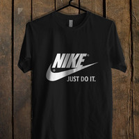 Nike Just Do It T Shirt Mens T Shirt and Womens T Shirt *