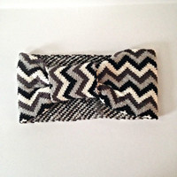 Chevron Head Wrap