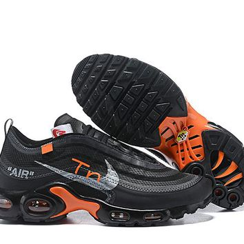 Off White x Air Max Plus Tn Sport Shoes 40-46
