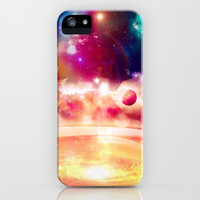 Sun explosion - for iphone iPhone & iPod Case by Simone Morana Cyla