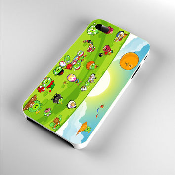 Angry Birds Picnic iPhone 4s Case