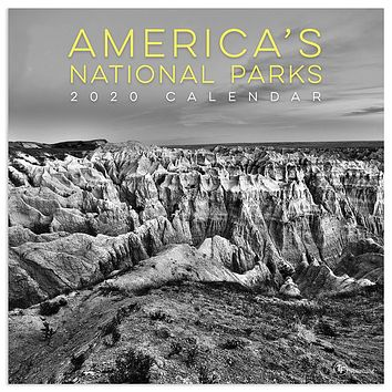 America's National Parks Wall