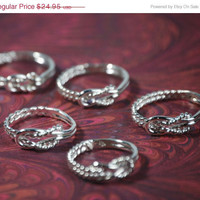 ON SALE Bridesmaid Ring  Wedding Party  by TheJewelryGirlsPlace