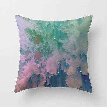 Dream within a Dream Throw Pillow by DuckyB (Brandi)