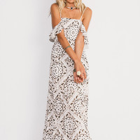 Bandana Angel Slipper Maxi Dress