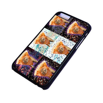 PIZZA CAT 2 iPhone 4/4S 5/5S 5C 6 6S Plus Case Cover