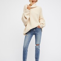 Free People Suzi Low Rise Skinny