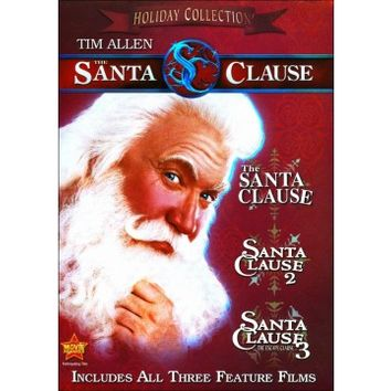 Santa Clause: 3 Movie Collection (3 Discs) (DVD) (Boxed Set) (Enhanced Widescreen for 16x9 TV) (Fre/Spa/Eng)