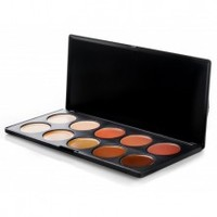 10 Color Camouflage and Concealer Palette | BH Cosmetics!