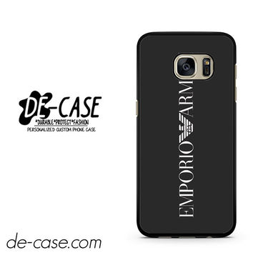 Armani DEAL-957 Samsung Phonecase Cover For Samsung Galaxy S7 / S7 Edge