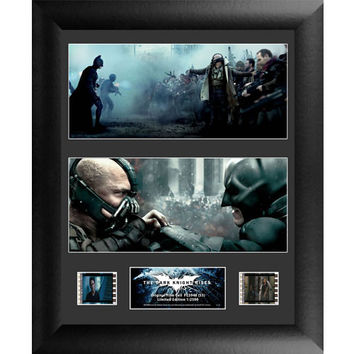 Batman Dark Knight Rises Series 5 Double Framed Film Cell