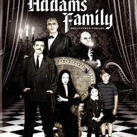 The Addams Family 11x17 Movie Poster (1964)