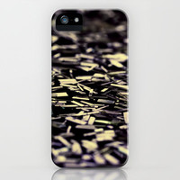 sprinkle in gold iPhone Case by ingz | Society6