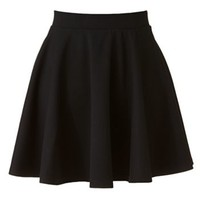 LC Lauren Conrad Pull-On Circle Skirt - Women's