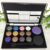 Professional 14 Warm Color Eyeshadow Palette