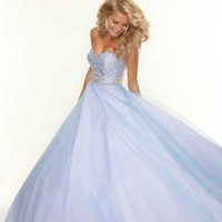 Mori Lee Dress 93064 at Peaches Boutique