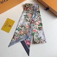 Louis Vuitton LV Women Scarf Shawl Silk Scarf