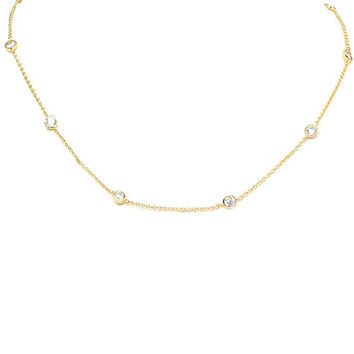 Timeless Gold Necklace