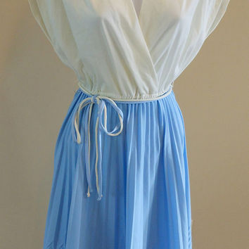 Vintage 70s Summer Dress by Bobby's Girl