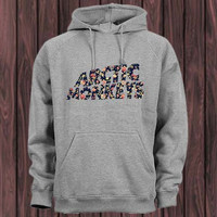Arctic Monkeys flower Hoodie Sweatshirt variant color Unisex size