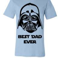 BEST DAD EVER STAR WARS - Unisex T-shirt